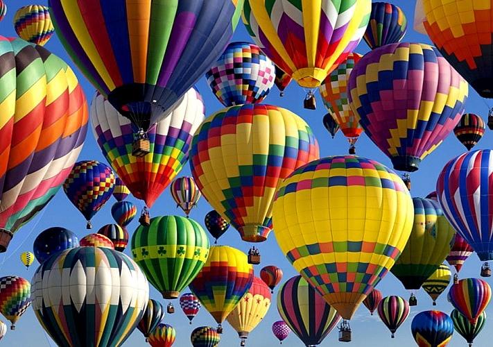 Афиша Ростов-на-Дону 7-8.09 Фестиваль воздушных шаров