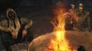 Мэддисон играет в Stalker Волк в костре