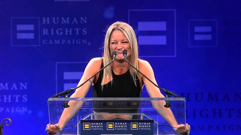 Teri Polo Receives the Ally for Equality Award Speech