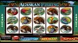 Slot Machine Alaskan Fishing by Microgaming Casino Games Provider