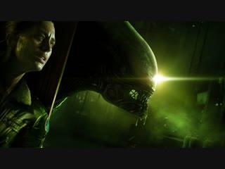 В гостях у чужого • alien isolation