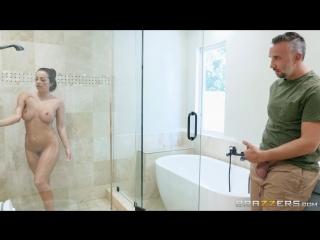 Abigail mac (between a cock and a hard place)[2018, big tits, deep throat, face fuck, facial, straight, titfuck, wife, 1080p]