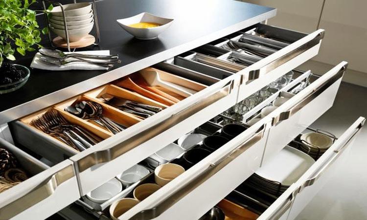 Пленка для ящиков из IKEA Уборка и организация полок на кухне