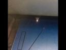 Резка оргстекла толщиной 10 мм лазером