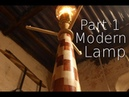 How To Make A Modern Lamp (Part 1) - SE Woodwork