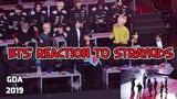 190106 BTS Reaction to StrayKid - Bang Bang Bang (BigBang) @ GDA D-2