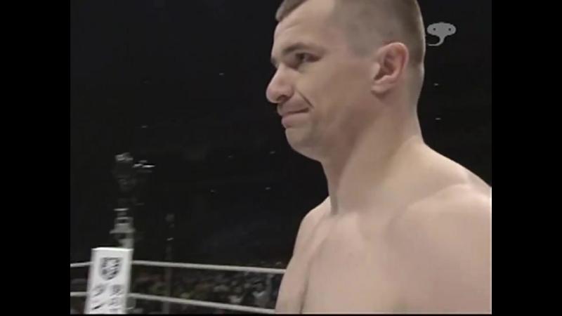 Mark Hunt vs Mirko Filipovic