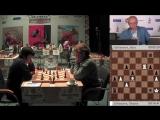 Суперфинал 2018 4 тур О.Грицаева - А.Галлямова (С.Шипов)