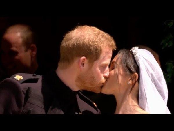 Самые яркие моменты свадьбы Меган Маркл и принца Гарри