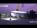 В Китае впервые показали свою гиперзвуковую ракету