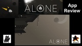 Alone Review Sci-Fi Indie Game by Laser Dog - iOS App Gameplay, Let's Play (iPhoneAndroid)
