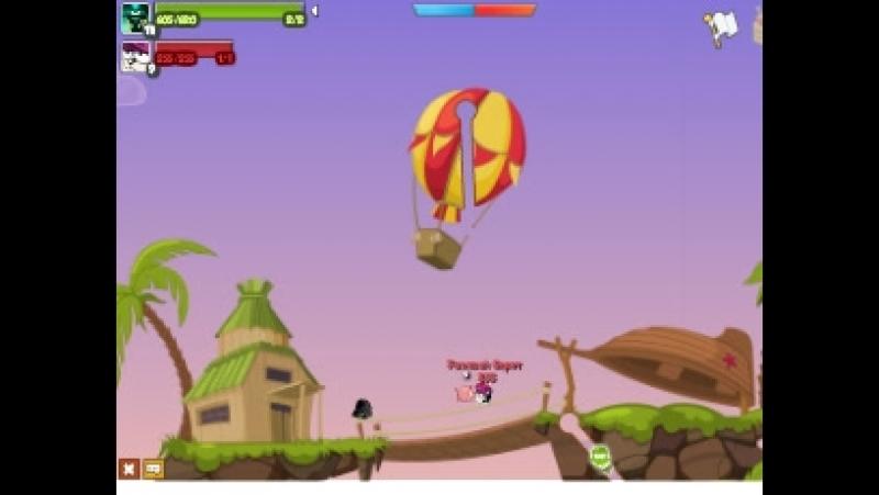 Вормікс: Я vs Рожевий берет (9 рівень)