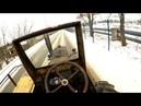 Ursus C 45 rejestracja Uruchomienie i jazda w zimie