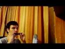 Будущий звукорежиссер The CW играет на губной гармошке