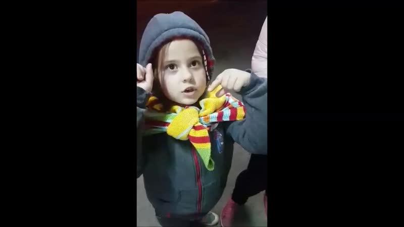 Маріуполь. Катя, 6 років.