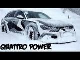 AUDI QUATTRO - Snow Performance