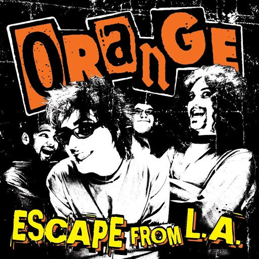ORANGE альбом Escape From L.A.