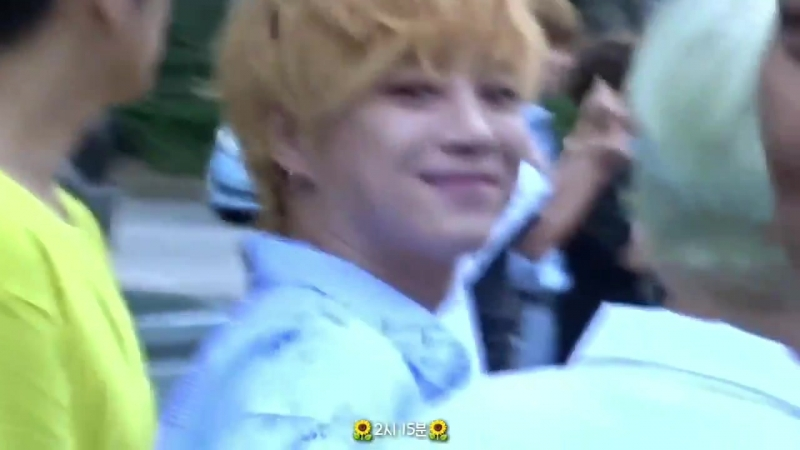 17.08.18 BIGFLO по дороге на Music Bank