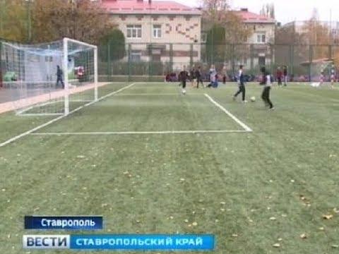 Нешуточные страсти уличного футбола