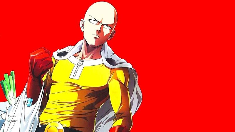 ★One Punch Man {AMV} Deadpool 2★