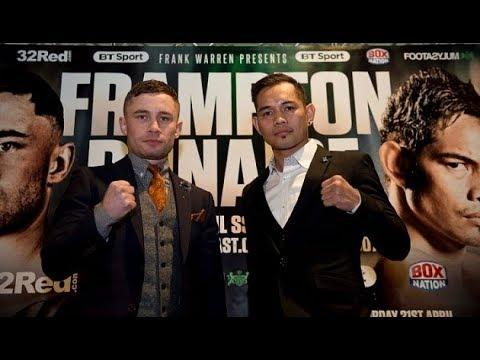 Fight Night Champion Карл Фрэмптон - Нонито Донэр (Carl Frampton - Nonito Donaire)