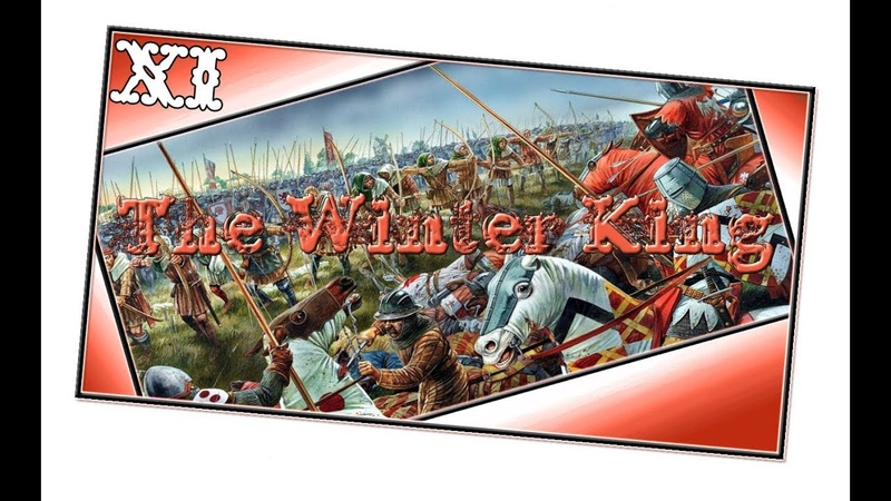 CK2- The Winter King - Britannia - Кусочек Сассекса!