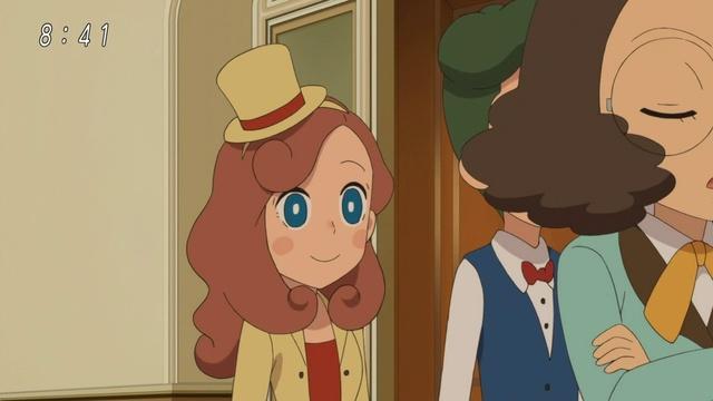 Layton's Mystery Detective Agency - Katry's Mystery Solving Files - 25 [KANSAI STUDIO]