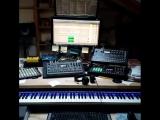 Lovely #workplace#dd #production #sounddesign #musicproduction #electronic #techhouse #elektron #modular #analoggear #newmusic