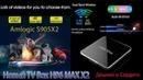 Новый TV Box H96 Max X2 на новом процессоре и Android 8.1 Дёшево и сердито Обзор