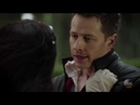 Once Upon A Time 6x21 6x22 Snow Charming Kiss Save Each Other Season 6 Episode 21 22