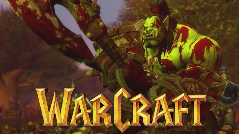 Сюжет Warcraft 3 МАШИНИМА Эпизод 6