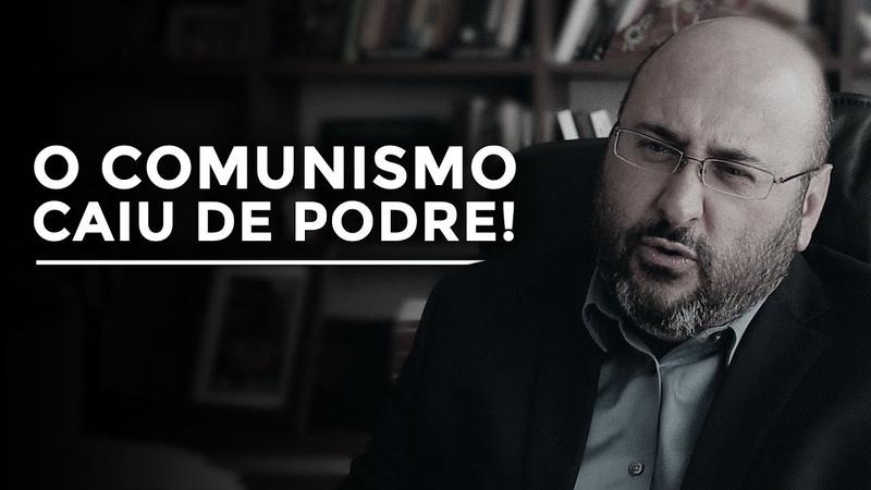 O Comunismo Caiu de PODRE!| Diego Casagrande | Trecho Brasil Paralelo