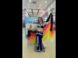 Восточный танец в ТРК Фиеста 13-10-2018