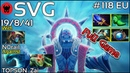 Support SVG FWD plays Lich Dota 2 Full Game 7.20