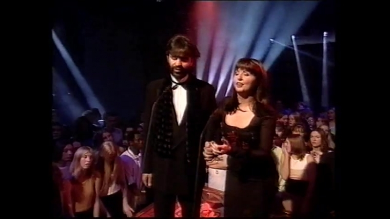 Time to Say Goodbye (With Andrea Bocelli) (Top of The Pops, 1997)