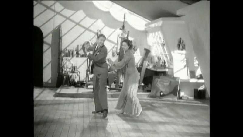 Jessie Matthews and Jack Whiting Song and Tap Dance Routine