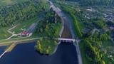 Истринское водохранилище (Moscow Region, Istra, Water reservation)