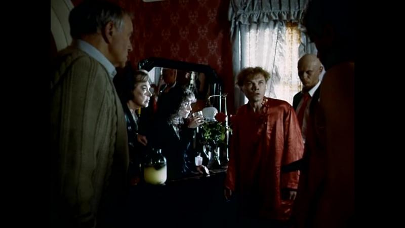 ДОМ ПОД ЗВЕЗДНЫМ НЕБОМ (1991) - фантастика, трагикомедия. Сергей Соловьев.1080p
