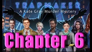 Adventure Escape Mysteries TRAPMAKER Chapter 6
