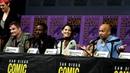 Predator Movie Full SDCC Panel 7-19-18 - Olivia Munn, Sterling, K. Brown, Keegan-Michael Key