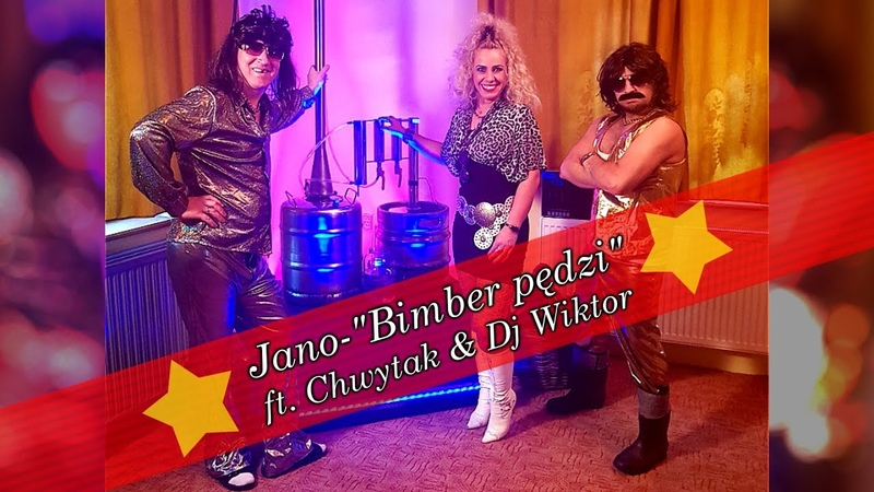 JANO BIMBER PĘDZI ft Chwytak Dj Wiktor Modern Talking Cheri Cheri Lady PARODY