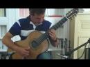 Dieter Hopf Portentosa Grande Furioso lattice fortea HVL guitare-classique-c.fr