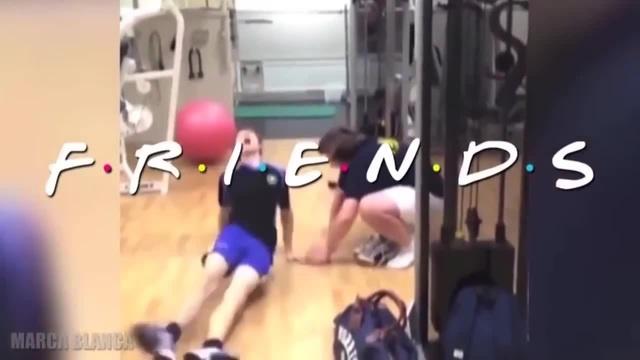 Friends coub