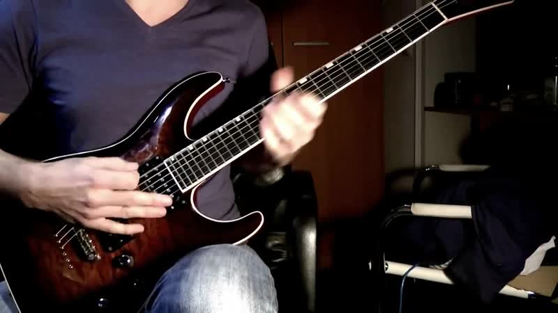 Alpha Seed guitar cover