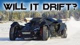 Can I Drift The Batmobile