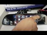 Видеорегистратор Зеркало 10 в 1 - Pro Авто
