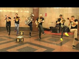 Brevis Brass Band - Get Lucky