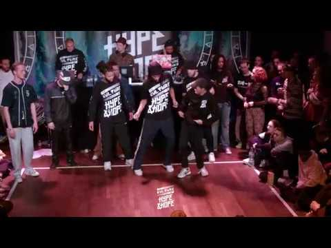 JUDGE DEMO | Paradox,Miracle,Gonzy,Kwame,Menno,Liam,Jurskee | The Kulture of HypeHope WATER 2019 | Danceproject.info