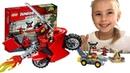 LEGO Ninjago Shark Attack 10739 Собираем Конструктор ЛЕГО НИНДЗЯГО (Нападение Акулы) РАСПАКОВКА