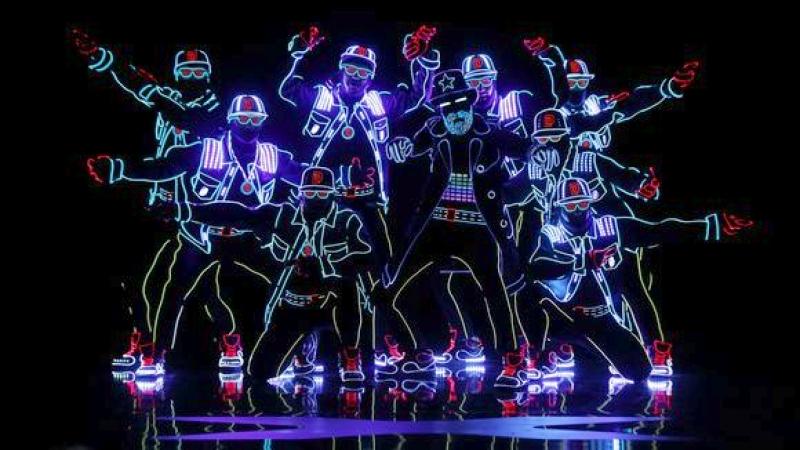 Light Balance (Все выступления) =Americas Got Talent 2017=